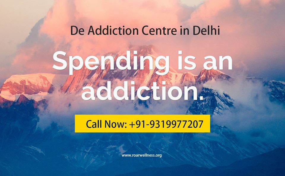 De-Addiction center in India